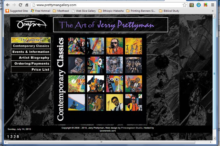 The Art of Jerry Prettyman